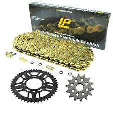 13T/47T 520 Motorcycle Drive Chain Carbon Steel Front & Rear Sprocket Kit Set