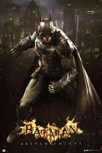 Batman Arkham Knight - Gaming Poster / Print (Batman - Ready To Strike)