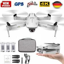 S162 RC Drohne mit 4K Weitwinkel Kamera 5G WIFI GPS FPV Quadcopter 3 Akkus DEU