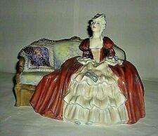 Vintage Royal Doulton Belle O' The Ball Hn 1997 Porcelain Lady Figurine 1946