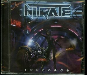 Nitrate Renegade CD new AOR Heaven melodic hard rock