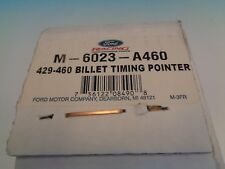 Ford Racing Parts Billet Timing Pointer M-6023-A460
