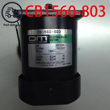 1PCS USED Japan Oriental brake clutch motor CB1560-803