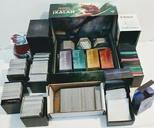 🔥 Magic the gathering Collection Lot Complete Game Set 1750+ Cards ~850 Sleeves