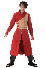 Naruto Shippuden Hidden Cosplay Costume Sand Village Kazekage Gaara Outfit V6
