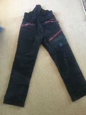 Oregon Chainsaw trouser Class 1. Large