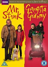 Mr Stink + Gangsta Granny (Joanna Lumley, Rob Brydon) Region 4 New DVD