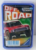 Ravensburger - Off-Road Supertrumpf - Kartenspiel