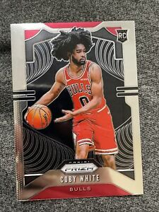 2019-20 Panini Prizm COBY WHITE RC Rookie #253 🏀🔥🏀 Mint