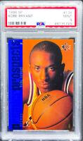 Kobe Bryant 1996 SP Premier Prospects PSA 9 Rookie #134 Los Angeles Lakers