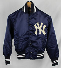 Vintage Youth New York Yankees Shain Satin Jacket Sz M