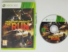 Need for Speed The Run Xbox 360 Fast Free Post EXCELLENT CONDITION