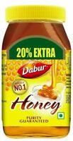 DABUR HONEY 100 % PURITY GUARANTEED 100 GM//PURE HERBAL/SEALED PACKING