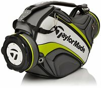 Tour Issue TaylorMade 2017 Tour Staff Bag - Grey/White/Green & Black