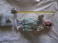 """Aston-Drake LITTLE MISS MUFFETT Doll (15"""")"""