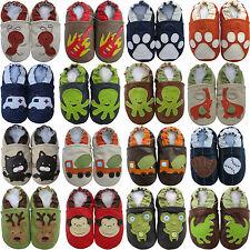 carozoo shoeszoo bébé chaussons bébé boy/enfant chaussures cuir prewalker cribs