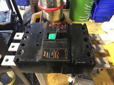 Fuji Electric SA603R 500A 600V Molded Case Auto Circuit Breaker
