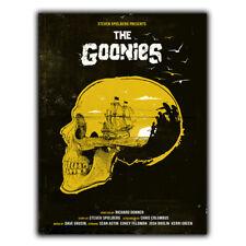 Métal Signe Plaque Murale Les Goonies Film Film AD Poster Man Cave CINEMA CHAMBRE
