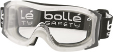 Bolle VAPOUR SAFETY GOGGLE Double Lens, Thermoplastic Rubber Frame SMOKE