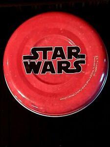 "STAR WARS ''mächtige"" Metall Aufbewahrung - Tabak Box - Lizenzware - ca. 120 mm"