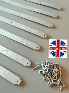 Scaffold Board Ends & Clout Nails - Scaffolding Bands Made in UK - Hooping Irons