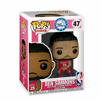 FUNKO POP BEN SIMMONS BASKETBALL NBA BOBBLE HEAD VINYL FIGURE SLAM DUNK #47
