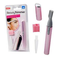 Facial Hair Trimmer Removal Bikini Shaver Beauty Compact Nose Ear Neck Eyebrow