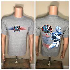 VINTAGE Jim Kelly Buffalo Bills Pro football Hall of fame shirt 2002 rare Small