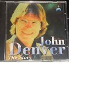 JOHN DENVER - THE STORY. ALL THE BEST CD RCA