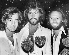 "Bee Gees 10"" x 8"" Photograph no 45"
