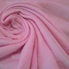 Stoff Meterware Polar Fleece antipilling weich knitterfrei rosa Polarfleece warm