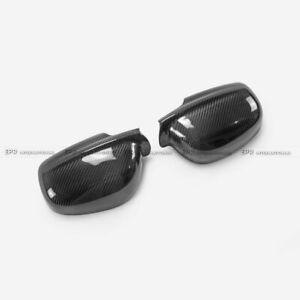 For Nissan Skyline R34 GTR Carbon Fiber 2Pcs Trim Side Mirror Stick Cover