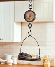 Vintage Look Decorative Antiqued Farmhouse Scale Rustic Hanging Kitchen Decor