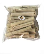 New listing Emours Natural Bamboo Stick Teeth Chewing Treats for Rabbits Bunny Chinchilla Gu