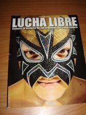 MAGAZINE TECNICOS revista lucha libre historia leyendas cuadrilatero wrestling