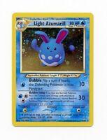Light Azumarill 13/105 - Rare Holo - Neo Destiny