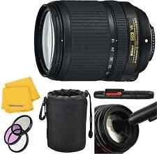 Nikon 18-140mm DX VR with Lens Pouch,3 Piece Filter Kit, & Lens Pen