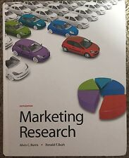 Marketing Research by Ronald F. Bush and Alvin C. Burns (Hardcover)