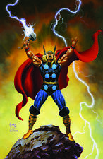 Thor #1 Joe Jusko Exclusive Donny Cates 2020 Virgin Variant Limited 500 Copies