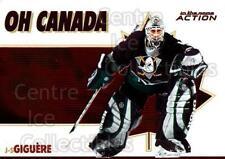 2003-04 ITG Action Oh Canada #8 Jean-Sebastien Giguere