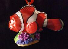Disney Finding Nemo Clown Fish Christmas Ornament