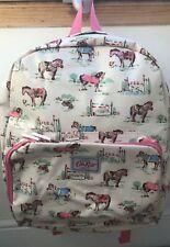 Cavallo Zaino Zaino Scuola Borsa Rosa da Pony Maloney