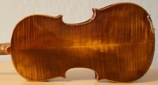 old violin 4/4 geige viola cello fiddle label BAPTISTA CERUTI 1244