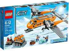 LEGO® City 60064 Arktis Flugzeug NEU OVP Arctic Supply Plane NEW MISB NRFB