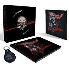 DESTROYER 666 Wildfire CD DIGIBOX w/ patch, keyring, digipak CD w/bonus track
