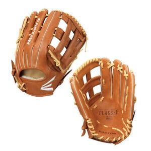 "Easton 12.75"" Adult Baseball Glove Flagship Series – Outfield Mitt H Web"