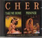 Cher - Take Me Home / Prisoner - UK CD album 1979