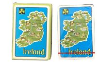 Shannon Ireland Souvenir Playing Cards  New sealed • Blarney, Rock of Cashel
