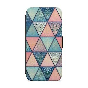 Mandala Pattern Print FLIP PHONE CASE COVER FOR iPhone Samsung Huawei  z131