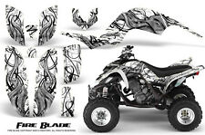 YAMAHA RAPTOR 660 GRAPHICS KIT CREATORX DECALS STICKERS FBW